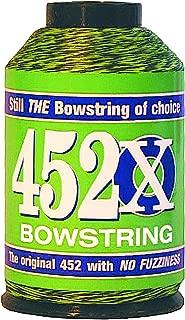 BCY 452X String Material 1/4lb Green/Black