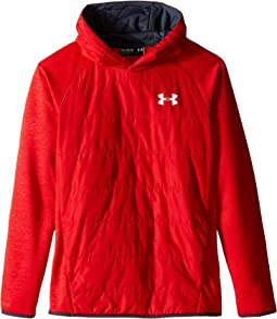 Under Armour Kids - UA Swacket Insulated Hoodie (Big Kids)