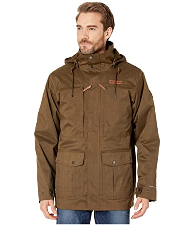 Columbia Horizons Pinetm Interchange Jacket (Olive Green/Olive Brown) Men