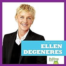 Ellen DeGeneres (Bullfrog Books: In the Spotlight)