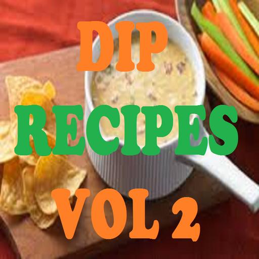 Dip Recipes Cookbook Vol 2