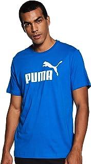 PUMA Men's ESS Logo Tee Tee