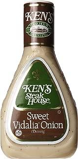 Ken's Sweet Vidalia Onion Dressing, 16 oz