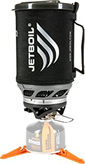 Jetboil Sumo Camping and Backpacking Stove Cooking System, Carbon Black