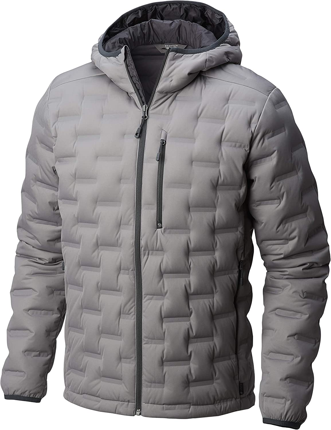 Mountain Hardwear StretchDown DS Hooded Jacket  AW17
