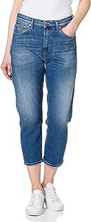 Tommy Jeans Izzy HR Slim Ankle Ambc Pantaloni Donna