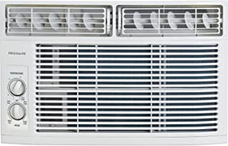 Frigidaire FFRA0611R1 6,000 BTU 115V Window-Mounted Mini-Compact Air Conditioner with..