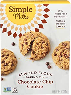 Sponsored Ad - Simple Mills Almond Flour Baking Mix, Gluten Free Chocolate Chip Cookie Dough Mix, Made with whole foods, (...