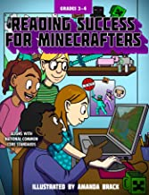 Reading Success for Minecrafters: Grades 3-4 PDF