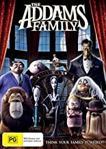The Addams Family (2019) (DVD)