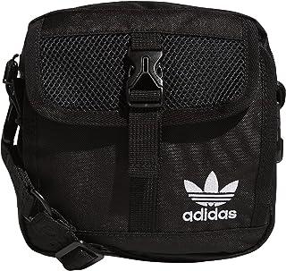 adidas Large Festival Crossbody Bag, Black