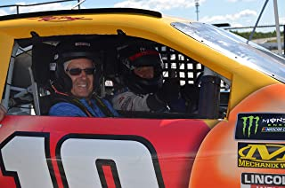 NASCAR Ride Along at New Hampshire Motor Speedway with NASCAR Racing Experience