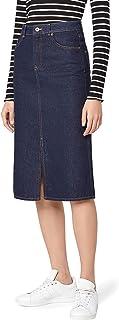 find. Marca de Amazon. Falda de Mezclilla para Mujer