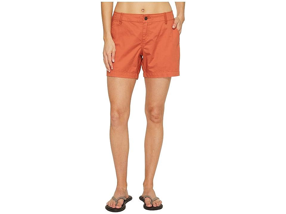 Royal Robbins Ventura Shorts (Calabash) Women