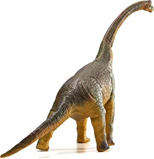 Prextex Giant 24 inch Dinosaur Brachiosaurus Soft Jurassic Educational Dinosaur Action Figure, Great Dinosaur Party Prop , or Toy for Toddler Dinosaur Lover