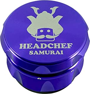 head chef samurai grinder