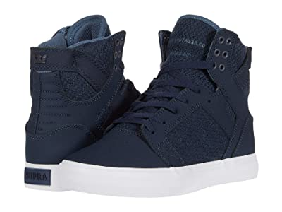 Supra Skytop (Navy/Bering/White) Men