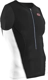 Sugoi RS Tri Tank Triathlon clothing Gentlemen white/black