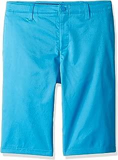 Under Armour Match Play - Pantalones Cortos de Deporte para niño, Canoe Blue (713)/Canoe Blue, 18