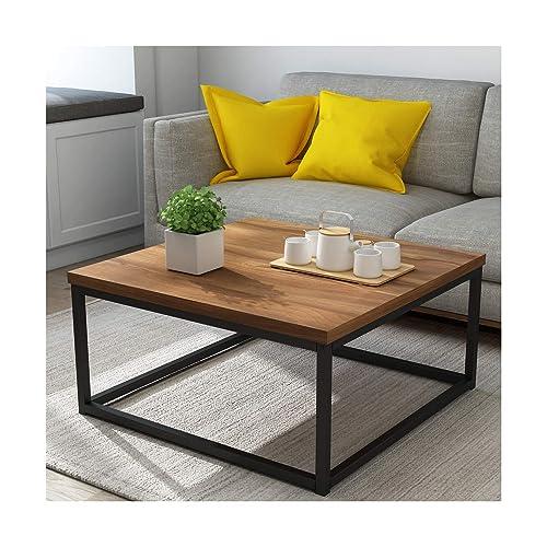 Wood Coffee Table Amazon Co Uk
