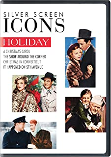 Silver Screen Icons: Holiday (4FE)