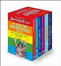 The World of David Walliams: The Amazing Adventures Box Set: Gangsta Granny; Ratburger; Demon Dentist; Awful Auntie; Grand...