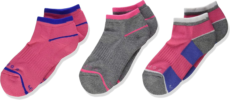 ESPRIT Sneaker Sport Rib 3-Pack Baumwolle Gr/ö/ße 23-38 Kinder grau blau viele weitere Farben verst/ärkte Sneakersocken ohne Muster atmungsaktiv d/ünn kurz sportlich im Multipack 3 Paar
