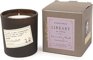 (190 مل، لويزا ماي ألكوت) - شمع الصويا المعطرة من مجموعة بادي واكس لايزا ماي ألكوت، 190 مل، أزهار الكرز ولبلاب