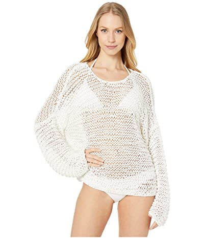 MIKOH SWIMWEAR Mehetia Cover-Up (Bone) Women