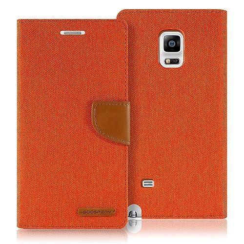 Note 4 Edge Case Orange: Amazon com