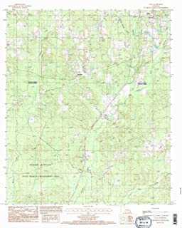 YellowMaps Clay LA topo map, 1:24000 Scale, 7.5 X 7.5 Minute, Historical, 1994, Updated 1994, 26.8 x 21.9 in