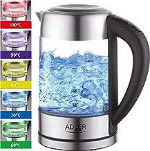 Edelstahl Wasserkocher 1,7L Teekocher 2000W NEU