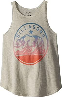 Billabong Kids Billabong Bear Tank Top (Little Kids/Big Kids)