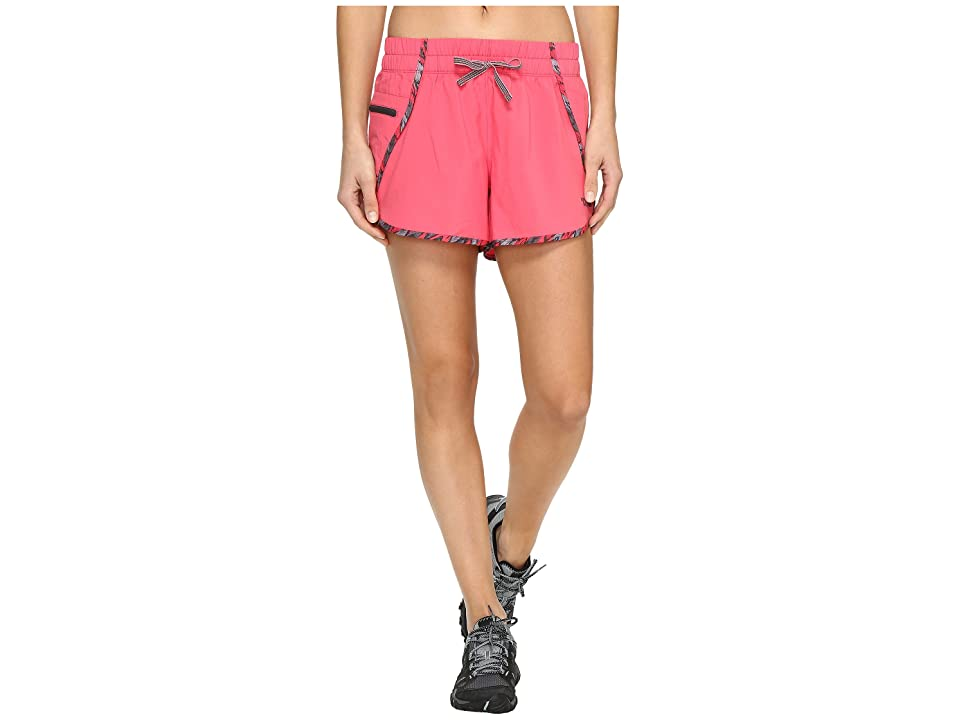 The North Face Class V Shorts (Honeysuckle Pink (Prior Season)) Women