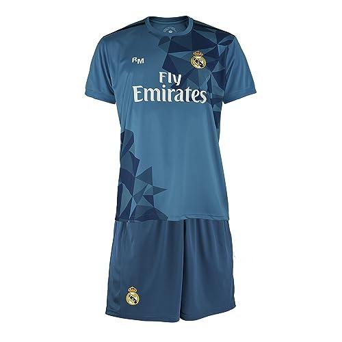 6ab494f80 Real Madrid Ronaldo Children s Jersey and Shorts Set