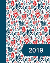 2019: One Page a Day | Daily Planner & Monthly Calendar, Jan 2019 - Dec 2019 (8 x 10) (2019 One Page a Day Planners)