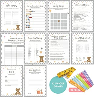Best baby shower game kits Reviews