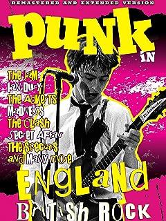 Punk in England: British Rock