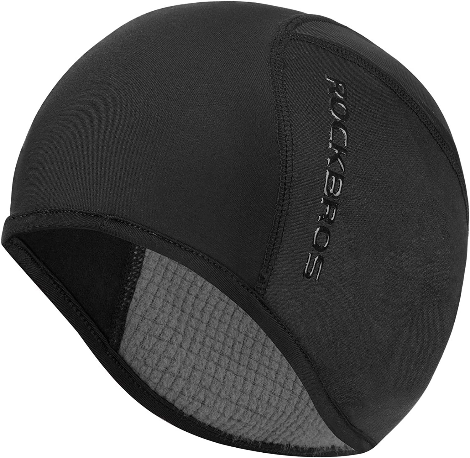 ROCKBROS Austin Mall Helmet Liner Cycling Skull Thermal Winter Cy Cap All stores are sold Fleece