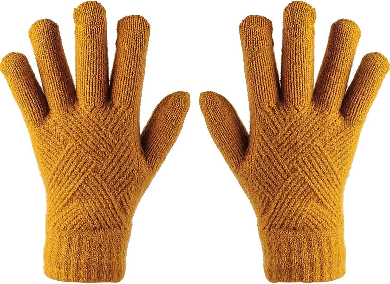 Non-slip Touchscreen Gloves Women Winter Knitted Warm Gloves Women Fashion/Prom/Warm/Bicycle Gloves