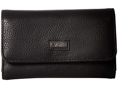 Vans Multi Task Wallet (Black Pebble) Wallet Handbags