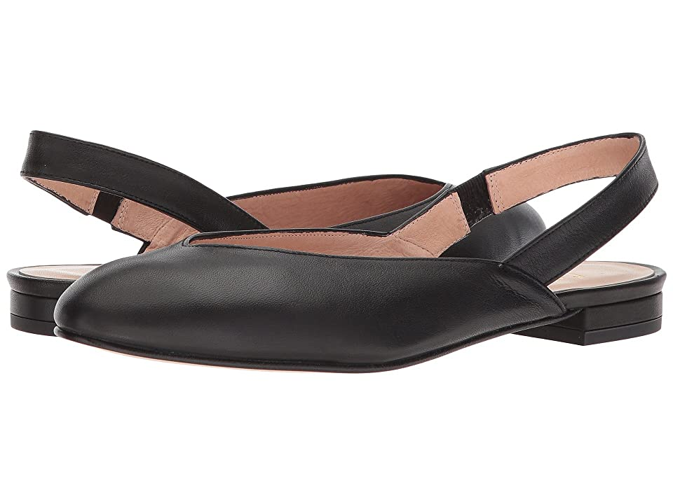 French Sole Breezy (Black Softy Calf) Women
