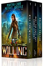 I Fear No Evil Boxed Set One (Books 1-3): (Kill The Willing, Bury The Past, But Shoot It First, Reload Faster) (I Fear No Evil Boxed Sets Book 1)
