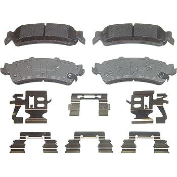 Disc Brake Pad Set-OEX Disc Brake Pad Front Wagner OEX1181