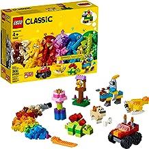 LEGO Classic Basic Brick Set 11002 Building Kit, 2019 (300 Pieces)