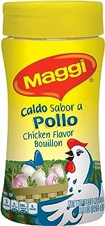 Maggi Granulated Chicken Flavor Bouillon, 7.9 oz