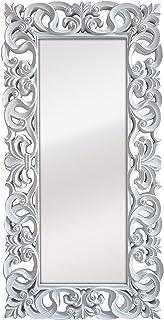 -Espejo Fabricado en España y Decorado a Mano- Medida