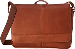 Kenneth Cole Reaction - 'Risky Business' Single Gusset Messenger Bag