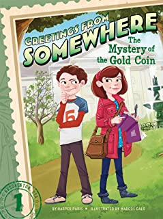 The Mystery of the Gold Coin, 1
