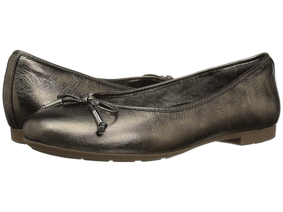 Earth Alina (Platinum Santos Medium Tipping Soft Leather) Women
